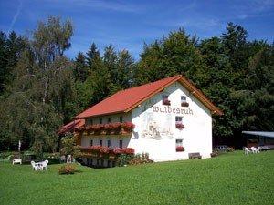 Pension Waldesruh in St. Oswald