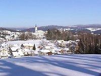 Perlesreut im Winterkleid