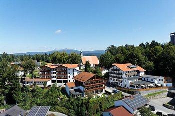 Panoramahotel Grobauer in Spiegelau