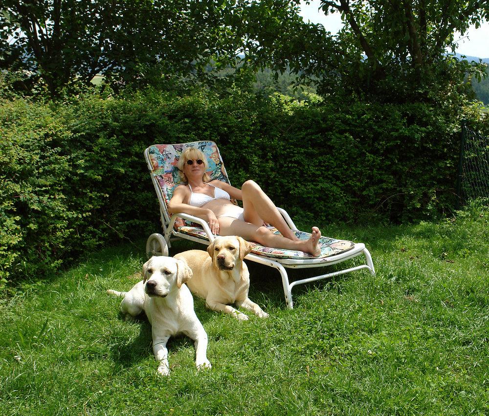 Urlaub Mit Hund Eingezäunter Garten: Feriendorf-Apartmenthotel Am Schlossberg, Ferienhaus