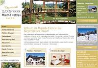 Urlaub am Nationalpark Bayerischer Wald