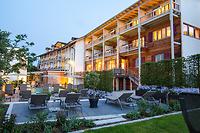 Hotel St. Florian in Frauenau
