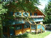 Ferienwohnungen in Mitterfirminánsreut