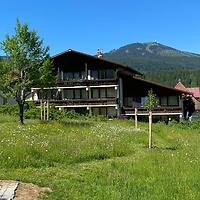 """Ferienwohnungen """"Am Nationalpark"""" in Bayerisch Eisenstein"""