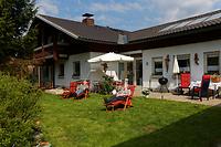 Haus am Silberbergbach