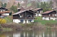 """Ferienwohnung """"Haus 23 Seeblick"""" im Feriendorf Arrach Bayerischer Wald"""