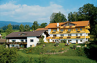 Pension Berghof - Pension in Drachselsried im Bayrischen Wald