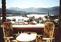 Ferienwohnung  Winter Bayerischer Wald