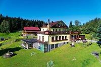 Urlaub Bayerischer Wald Hallenbad Verpflegung
