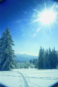 Schneekristall-Tage zu Zweit