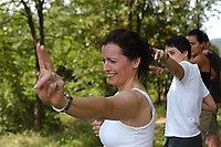 Wirbels&#xE4;ule in Balance mit Qi Gong &amp; Tai Chi (4&#xDC;N)