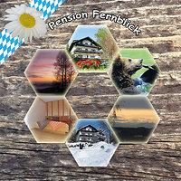Familienurlaub, mitten in der Natur, in Bayern
