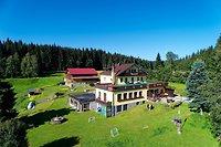 Urlaub buchen Bayerischer Wald Pension Verpflegung