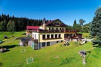 Wandern, Bayerischer Wald, Halbpension, Hallenbad