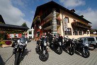 Franzl`s Motorradtage in Spiegelau 2018